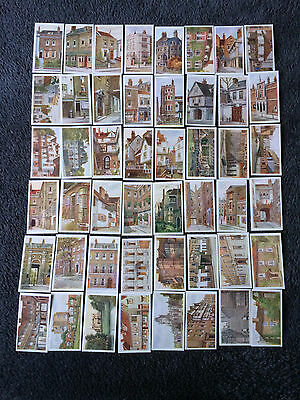 R J Hills Historic Places From Dickens Classics 42 Excellent Cards