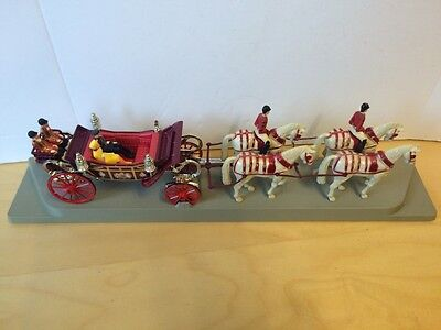 Corgi 1902 State Landau For The Queen's Silver Jubilee Boxed