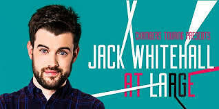 Jack Whitehall : At Large - 2 Tickets - SSE London - 12th Febraury