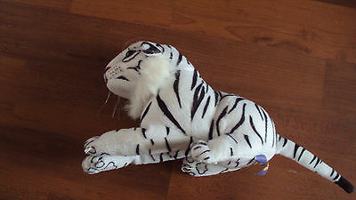 Brand New Paws Small Soft Toy Tiger
