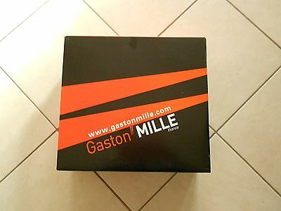 Chaussure De Securite Gaston Mille Hot Pepper Taille 45 Neuf.