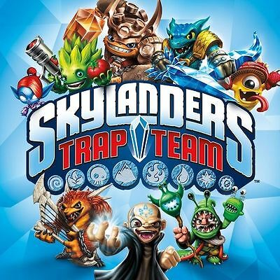 Skylanders Trap Team Masters / Figures ALL CONSOLES / REGIONS / Pick Your Own