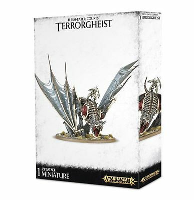 Age of Sigmar - Death - Terrorgheist - FREE SHIPPING