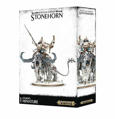 Age of Sigmar - Destruction - Stonehorn - FREE SHIPPING