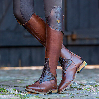 Mountain Horse Sovereign high rider Brown boots 40