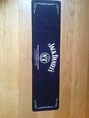 Jack Daniels Whiskey Bar Runner