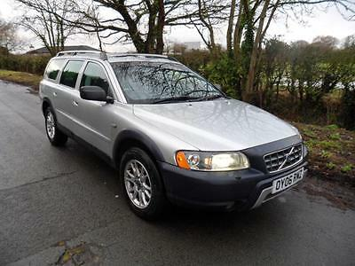 Volvo XC70 2.4 AWD 185 Geartronic 2006 D5 SE Lux