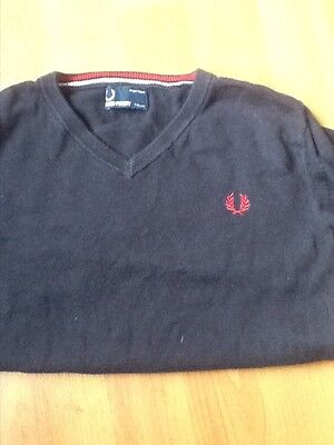 kids Fred Perry jumper