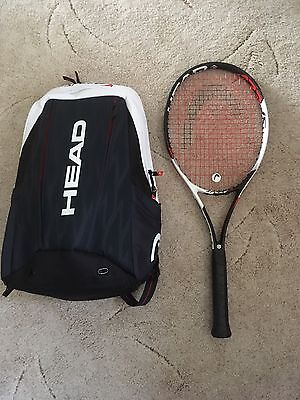 Head Graphene Touch Speed MP Tennis Racket & Backpack