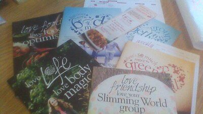 slimming world complete pack