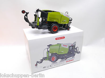 Wiking 077320 Claas Uniwrap Rollant 455 Scale 1:32  {E}