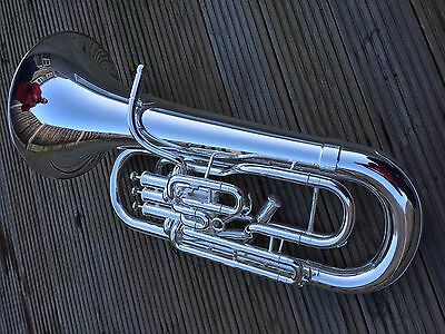 Catelinet CEU15S Bb Euphonium -Pro Level 4 Valve Compensating,New Unused Item-