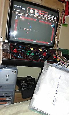 """"""" POCKET GAL DELUXE """" PCB JAMMA .100% WORKING ARCADE Vers.Boot"""