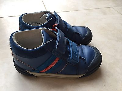 Clarks Boys Shoes Size 10.5F