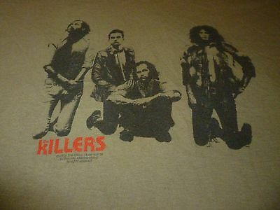 The Killers Shirt ( Used Size XL ) Used Condition!!!