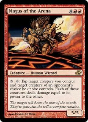 2x MTG: Magus of the Arena - Red Rare - Planar Chaos - PLC - Magic Card