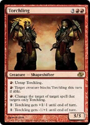2x MTG: Torchling - Red Rare - Planar Chaos - PLC - Magic Card