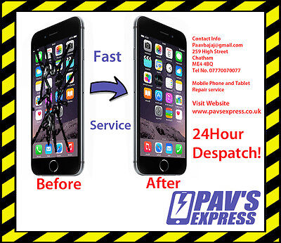 iPhone 6 Screen Lcd Glass Replacement. 24Hour Repair Dispatch