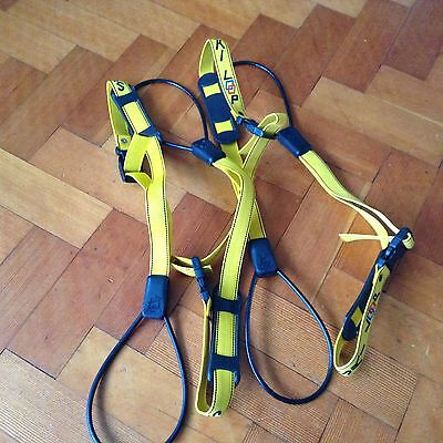 Group Pack Ski Loop Carrier Skis Boots Snowboards New