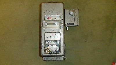 Electric Meter £1 Coin Operated