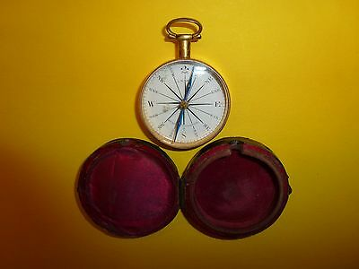 Long-Neck Compass By J.davis - 1835