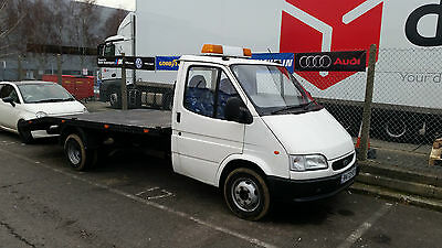 ford transit recovery truck 3.5ton