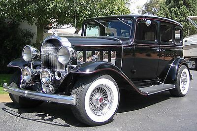 1932 Buick Roadmaster  One-of-a-kind American Classic (1932 Buick Roadmaster)