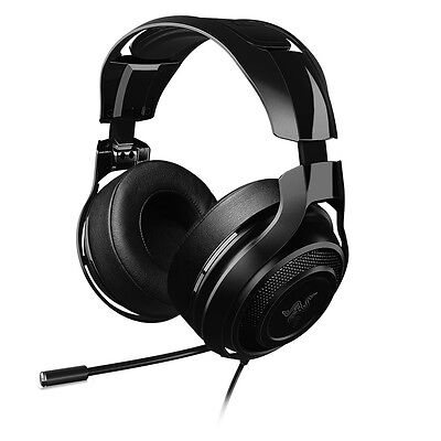 Razer ManO'War (2016) Wired 7.1 Analog/Digital Gaming Headset for PC & PS4 JE