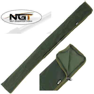 "50 Inch Green Carp Fishing Stink Bag For 50"" Dual Float Ngt Landing Nets"