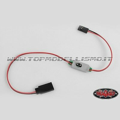 Interruttore Mini ON/OFF Switch - RC4WD
