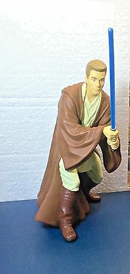 Star Wars Episode 1 OBI-WAN KENOBI Character Collectible with Lightsaber