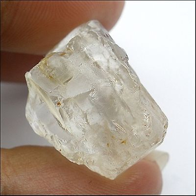 26.40ct 100% NATURAL WHITE ORTHOCLASE FELDSPAR ROUGH