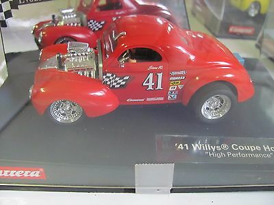 Carrera 1/32 Willys Coupe Slot Car #27223 MIB