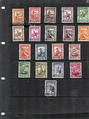 Stamps. Portugese  Mozambique..1938. 19.