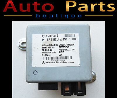 Smart ForTwo 2008-2014 OEM Steering module computer A4515456232