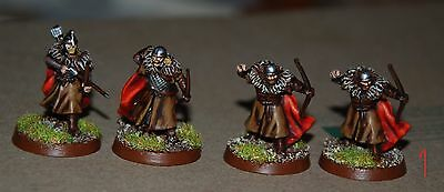 Warhammer Lord of the Rings: Dunlending Warrior (bow/converted)