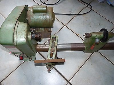 ASLES Wood lathe 12 inch 5 speed