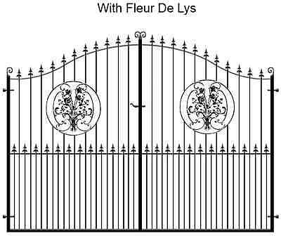 Top Quality Driveway Gates - Wrought iron heavy duty