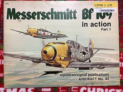 Squadron Signal book #1044 Messerschmidt Bf109 (Part 1)