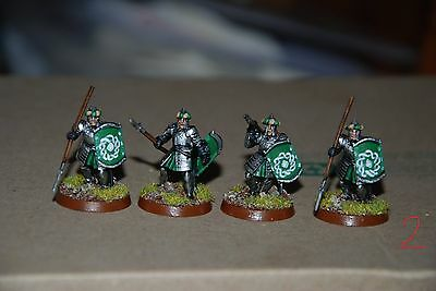 Warhammer Lord of the Rings: Warrior of Arnor (converted)