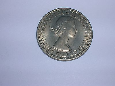 1953 One Shilling Coin