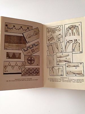 Vintage Needlework & Crafts Book - 1930's - Embroidery Knitting Weaving etc