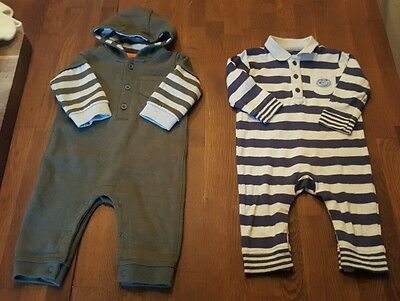 3-6 months romper suits all-in-one playsuit