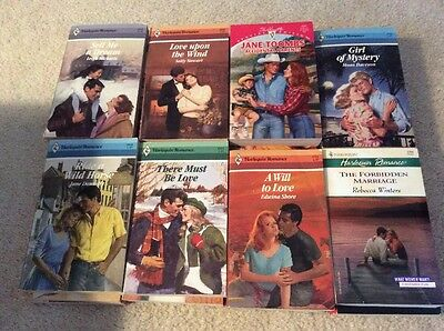 Lot Of 29 Harlequin Paperback Romance Books Free shipping