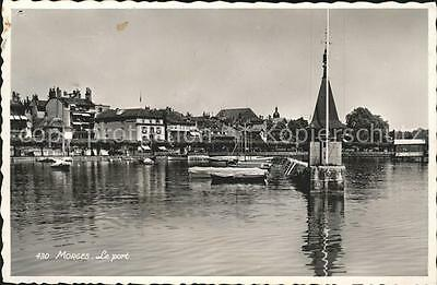 11662893 Morges Le Port Genfersee Morges