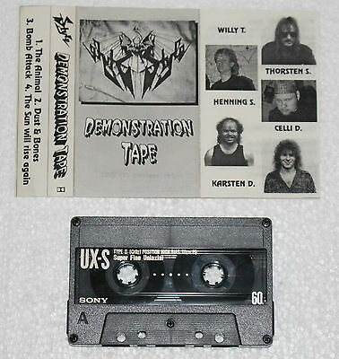 Style - Demonstration Tape 1992 / Heavy Metal / Black Sabbath / Judas Priest
