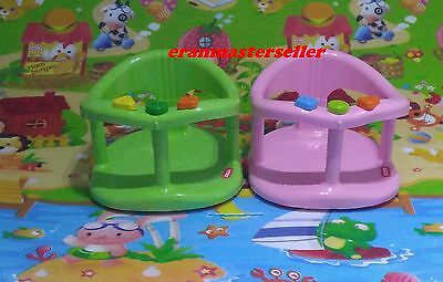 Infant Baby Bath Tub Ring Seat KETER COLORS  New in BOX FAST SHIPPING TO USA