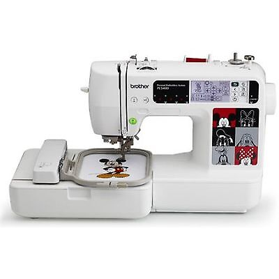 BROTHER PE540D Embroidery Machine 4x4 with USB, and Disney Designs