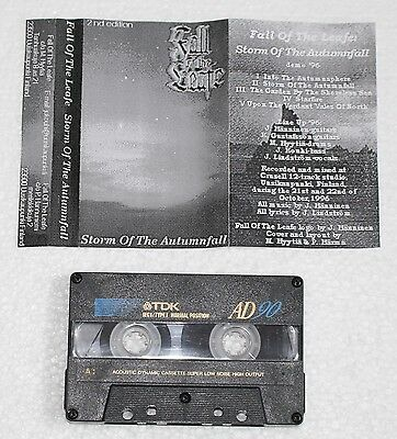 Fall Of The Leafe - Storm Of The Autumnfall Demo '96 / Agalloch / In The Woods..