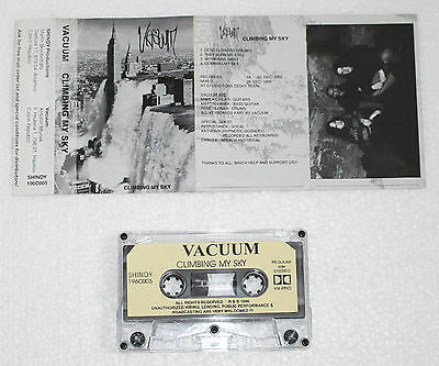 Vacuum - Climbing My Sky Tape '96 / Death Doom Metal / Katatonia / Funeral